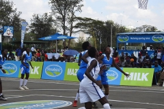 Term 1 2017 National Games - Basketball Action