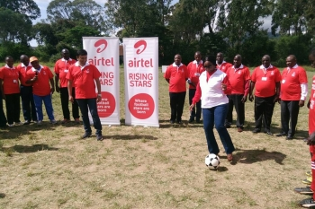 Term 2 B 2017 - Airtel Rising Stars Launch