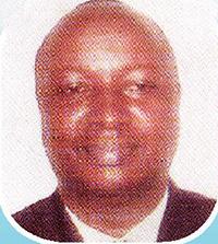 Kariuki Gekonyo - Treasurer