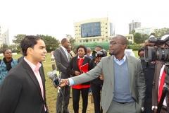 Airtel Rising Stars Launch 2016