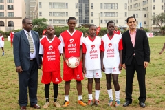 Airtel Rising Stars Launch 2016