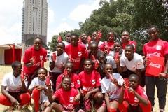 Copa Coca-Cola Boys' Soccer Team