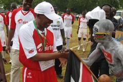 Former Education Minister - The Late Mutula Kilonzo