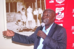 KSSSA Sec. General- Mr. David Ngugi