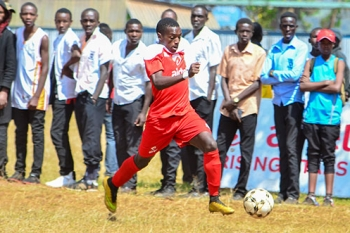 James Mazembe of Kakamega-High