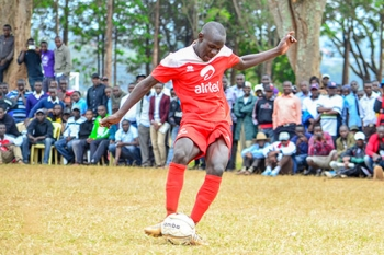 Chris Othiambo of Kakamega High