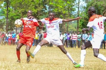 Kakamega High midfielder Jackson-Othiambo