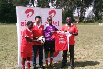 Term 2 B 2017 - Airtel Rising Stars Launch