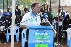 Margaret Nyoro from Brookside Dairy Limited