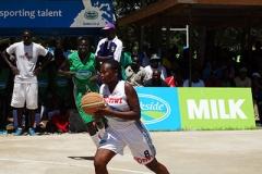 Girls' Basketball Term 1 2016 ,Kamusinga