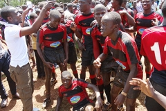 Rugby winners - Bungoma High Sch.