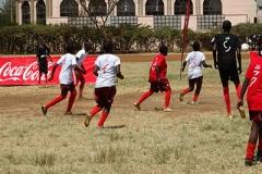 Copa Coca-Cola Soccer Action