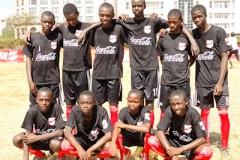 Copa Coca-Cola , Boys' soccer Team