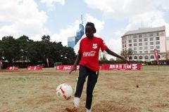 Copa Coca-Cola soccer