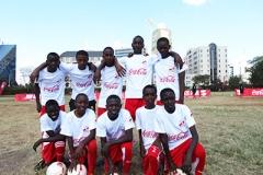 Soccer Team - Copa Coca-Cola