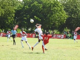 Copa Coca-Cola Term 2A 2017 Games - Mombasa - Soccer Action