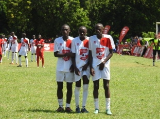 Copa Coca-Cola Term 2A 2017 Games - Mombasa