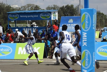 Term 1 2017 National Games Basketball Action