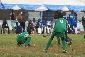 Term 1 2017 National Games Hockey Action
