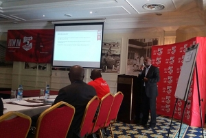 Copa Coca-Cola Media Launch