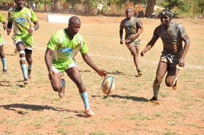 Rugby Boys during Term 1 2019 Games in Mombasa