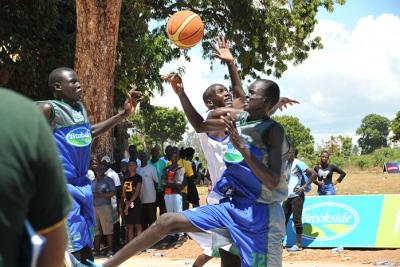 Basket Ball - Boys DAGORRETI face 2018 champs SIGALAME