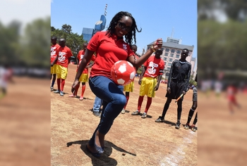 Lucy Oduor - Coca-Cola Company Marketing Manager - Kenya